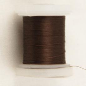 H&H Euro Threads - 6/0 Brown-Hook & Hackle