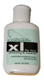 Cortland xl line cleaner and conditioner hook hackle for Fishing line conditioner