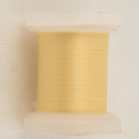 H&H Euro Threads - 8/0 Light Yellow-Hook & Hackle